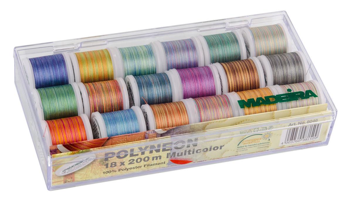 Лучшие нитки для шитья