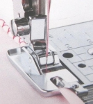 Лапка для шв. маш. F039N для ракушечной подрубки