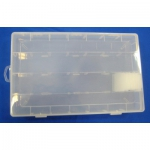 Шкатулка пластик 35*21.8*4.3 см