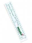 Линейка метрическая