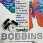 Нить в шпулях Bobbins №150, 144*125м