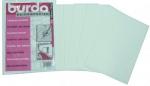 Калька (полупрозрачная шелковая бумага) 150см*110см (5шт)