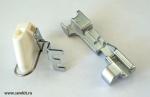 Лапка для оверлока для пришивания бисера(бусин)