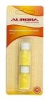 Блок запасной для мелового карандаша au-318 (желтый)