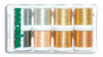 Набор ниток Metallic Smooth 8019