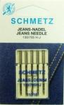 Иглы Schmetz джинс №110, 5 шт.