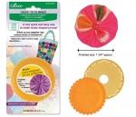Пластиковое устройство для объемных цветов.