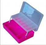 Коробка для мелочей 05-05-046 (малиновая)