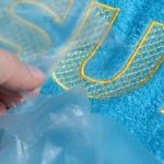 Водорастворимая пленка SOLVY GUNOLD для стабилизации вышивки