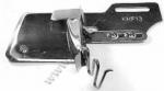 Приспособление для втачивания канта со шнуром на прямострочной машине KHF-13