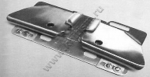 Приспособление для втачивания молнии KHF-44
