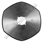 Диск сменный 6-гранный (100 мм) для раскройного ножа S-135 (Германия)
