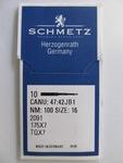 Швейная игла SCHMETZ TQx7 (175x7, 2091)