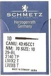 Швейная игла SCHMETZ LWx6T (29-BL)