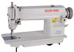 Прямострочная промышленная швейная машина GOLDEN WHEEL CS-5100HL