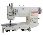 Двухигольная промышленная швейная машина GOLDEN WHEEL CS-8162S
