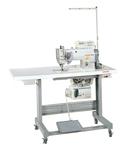 Двухигольная промышленная швейная машина GOLDEN WHEEL CS-8175-BT-F