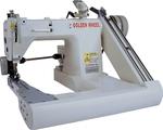 """Промышленная швейная машина для выполнения операции """"шов в замок"""" GOLDEN WHEEL CS-4320-PR2"""