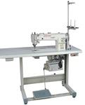 Прямострочная швейная машина с шагающей лапкой GOLDEN WHEEL CS-6120-BT-F