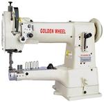 Рукавная швейная машина для окантовки GOLDEN WHEEL CS-335-BH