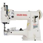 Рукавная швейная машина для окантовки GOLDEN WHEEL CS-335L-BH