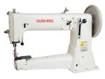 Промышленная швейная машина для сверхтяжелых материалов GOLDEN WHEEL CS-441