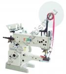 Плоскошовная машина для настрачивания тесьмы GOLDEN WHEEL CSA-1402-2-164M