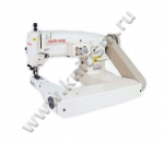 Швейная машина строчки зиг-заг с П-образной платформой CS-2203