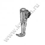 Лапка внутренняя правая для молний 183030-0-01