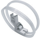 Лапка тефлоновая TRF-1 с кольцами