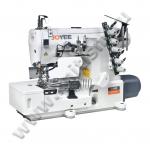 Плоскошовная машина для окантовки JOYEE JY-C562-2-BD