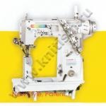Автоматическая плоскошовная машина с платформой колонкового типа GOLDEN WHEEL CSA-4830D-4-160M/UTA1/ST (встроенный серво-мотор)