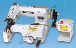 Подшивочная машина для водолазных костюмов (гидрокостюмов) из неопрена H-141-PS TONY