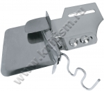 Приспособление для втачивания канта со шнуром KHF-13