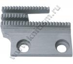 Зубчатая рейка 3-х рядная 9T-24T к пластинам B14-30