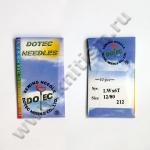 Швейная игла Dotec DNx1 (SY4261, UY143GS,1286, 92x1, UYx143GS)