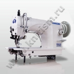 Прямострочная промышленная швейная машина с шагающей лапкой JK-6380 JACK