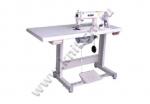 Промышленная двухигольная швейная машина имитации ручного стежка J-400 Aurora