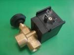 CD371 электромагнитный клапан с регулятором пара