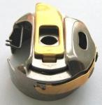 Колпачек шпульный с золотой защелкой