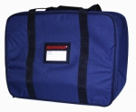 сумка для швейной машины синяя