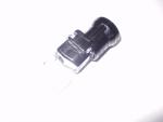 Патрон с проводами для 2-х контактной лампы 220V к швейным машинам Janome 415-423, JF (743-1143),RX-18