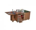 Стол швейный Комфорт 1Q+