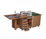 Стол швейный Комфорт 1QLW+
