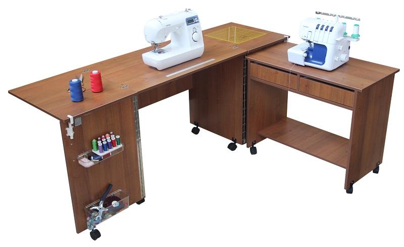 Как сделать стол под швейную машинку своими руками