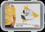 Набор оверлочных лапок (6 шт) для Bernette Funlock 44 и 48