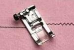 Лапка для шв. маш. зиг-заг с прозрачной вставкой с кнопкой