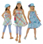 Выкройка BURDA - Детская коллекция
