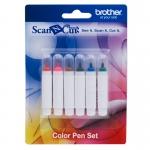 Набор цветных перманентных маркеров CAPEN1
