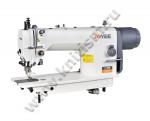 Прямострочная промышленная швейная машина с шагающей лапкой JOYEE JY-H339CX-BD (прямой привод)